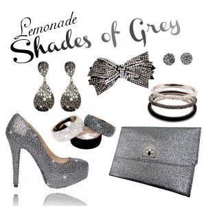 Shades of Grey jewellery collection