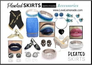 Plated Skirts Ideas by Lemonade
