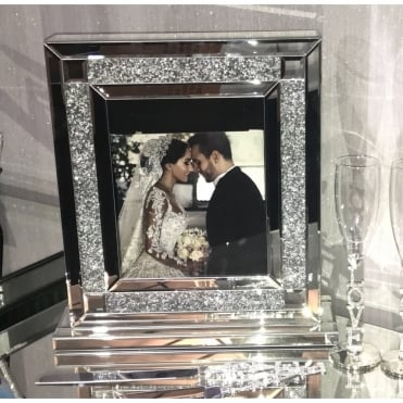 Crushed Ice Box Photo Frame