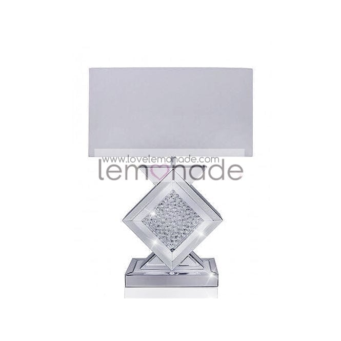 Floating Diamond Diamond Lamp Small