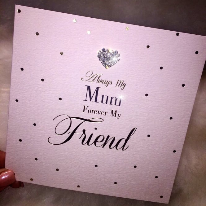 Lemonade 'Always Mum Forever Friend' Card