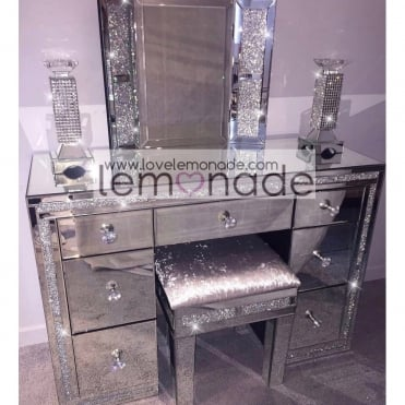 Lemonade Crushed Ice Dressing Table