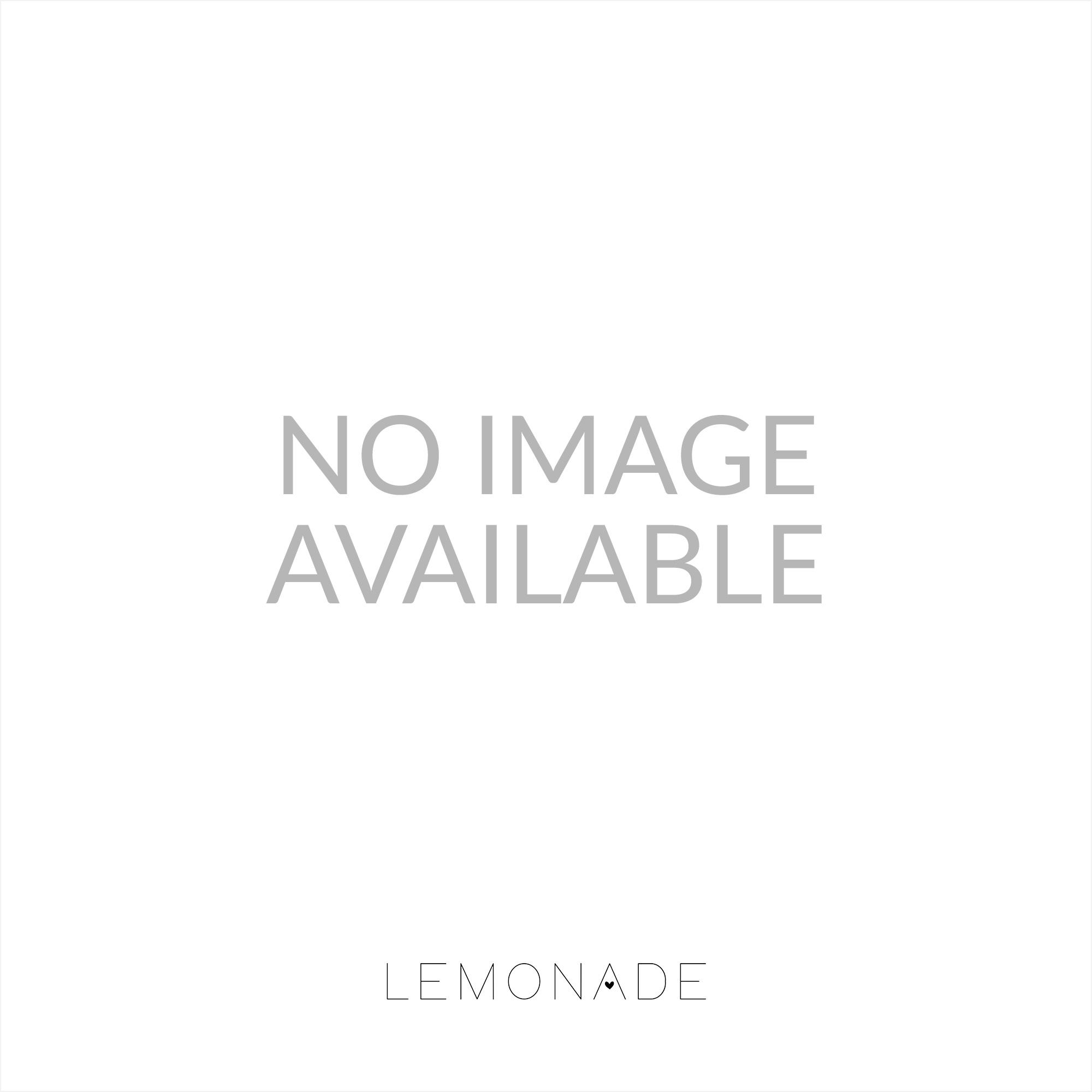 Lemonade Crystal Demi Wedge Slider Rose Gold Shop Shoes