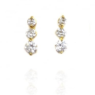c3f3fb65549c Lemonade Crystal Sunny Drops Earrings