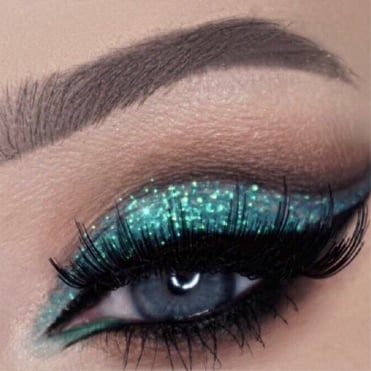 Lemonade Glitter Eyes Mint