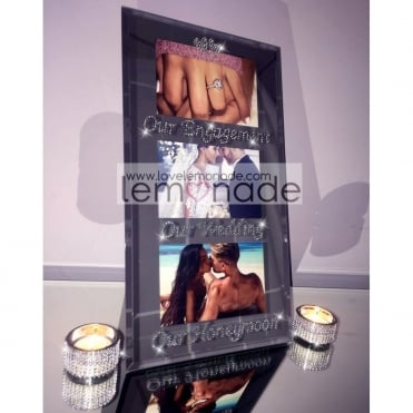 Lemonade Our Memories Photo Frame
