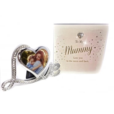 Lemonade 'To My Mummy' Gift Set LOVE Frame
