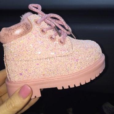 Glitter Kid's Shoes from Love Lemonade