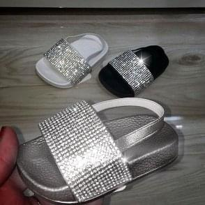 7a637625e41f Lemonade - Crystal Diamante Black Diamond Espa Sparkly Sandals