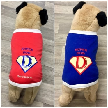 Pet Couture Super Dog T-Shirt